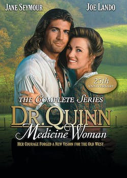 Dr Quinn, Medicine Woman: The Complete Collection (Box Set) [DVD]