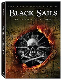 Black Sails: The Complete Collection (Box Set) [DVD]