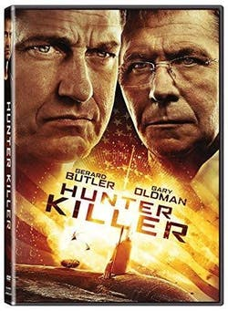 Hunter Killer [DVD]