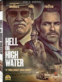 Hell Or High Water (with Digital Download) [DVD]