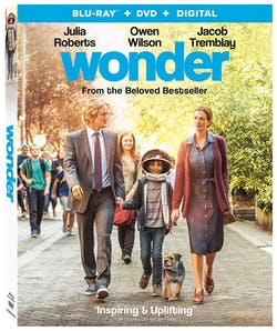 Wonder (with DVD and Digital Download) [Blu-ray]