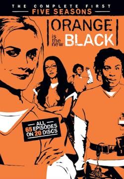 Orange Is the New Black: Seasons 1-5 (Box Set) [DVD]