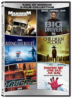 King of Horror 6 Film Collection (Box Set) [DVD]