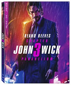 John Wick: Chapter 3 - Parabellum (with DVD and Digital Download) [Blu-ray]