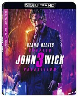 John Wick: Chapter 3 - Parabellum (4K Ultra HD + Blu-ray + Digital Download) [UHD]