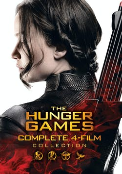 The Hunger Games: Complete 4-film Collection (Box Set) [DVD]