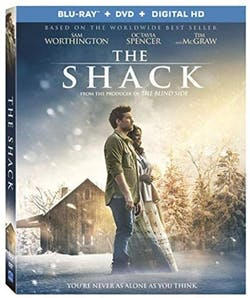 The Shack (with DVD and Digital Download) [Blu-ray]