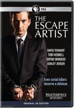 Masterpiece Mystery: The Escape Artist (Original UK Edition) [DVD]