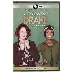 Frankie Drake Mysteries: The Complete First Season (2019) [DVD]