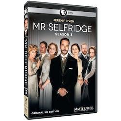 Masterpiece: Mr. Selfridge - Season 3 [DVD]