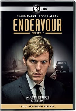 Masterpiece Mystery: Endeavour Series 2 (2014) (Full UK-Length Edition) [DVD]