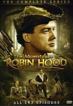 Adventures of Robin Hood - Complete Series [DVD]