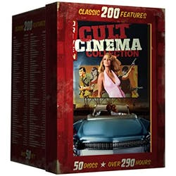 Drive-in Cult Cinema Collection (Box Set) [DVD]