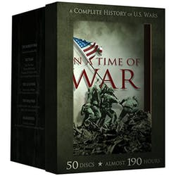 In A Time Of War... - A Complete History of US Wars [DVD]