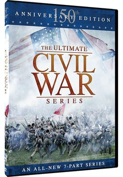 Ultimate Civil War Series - 150th Anniversary Edition [DVD]