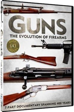 Guns – The Evolution of Firearms [DVD]