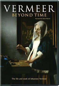 Vermeer, Beyond Time DVD: Disc [DVD]