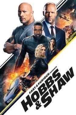 Fast & Furious Presents: Hobbs & Shaw [Digital Code - UHD]