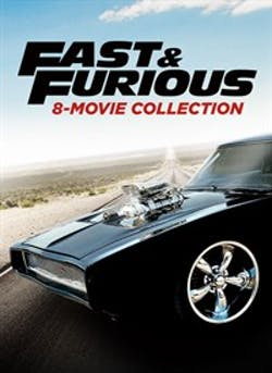 Fast & Furious Movie Collection - Choose 1 Title [Digital Code - UHD]