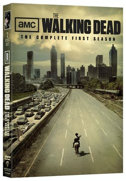 The Walking Dead: The Complete First Season [DVD]